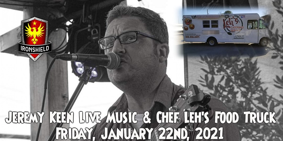 Jeremy Keen Live Music & Chef Leh's Food Truck