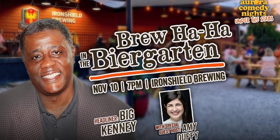 Brew Ha-Ha in the Biergarten: Big Kenney