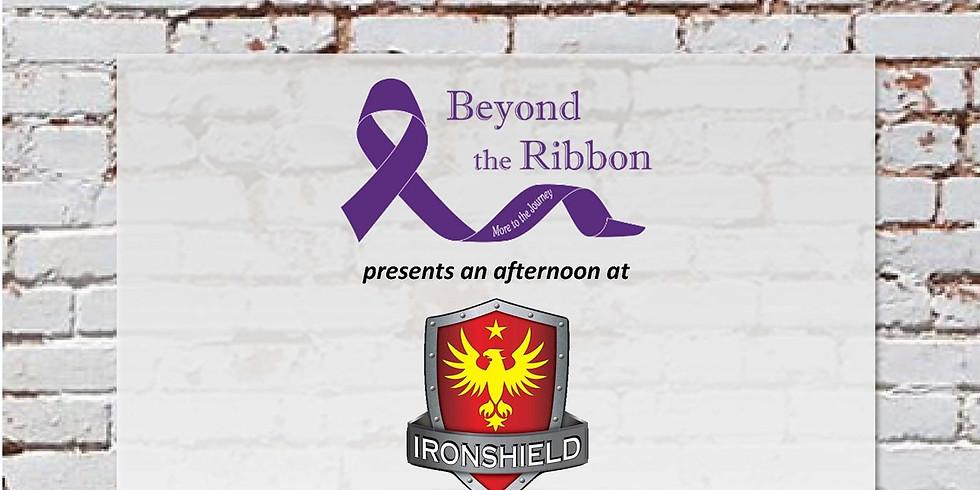 Beyond the Ribbon at Ironshield!