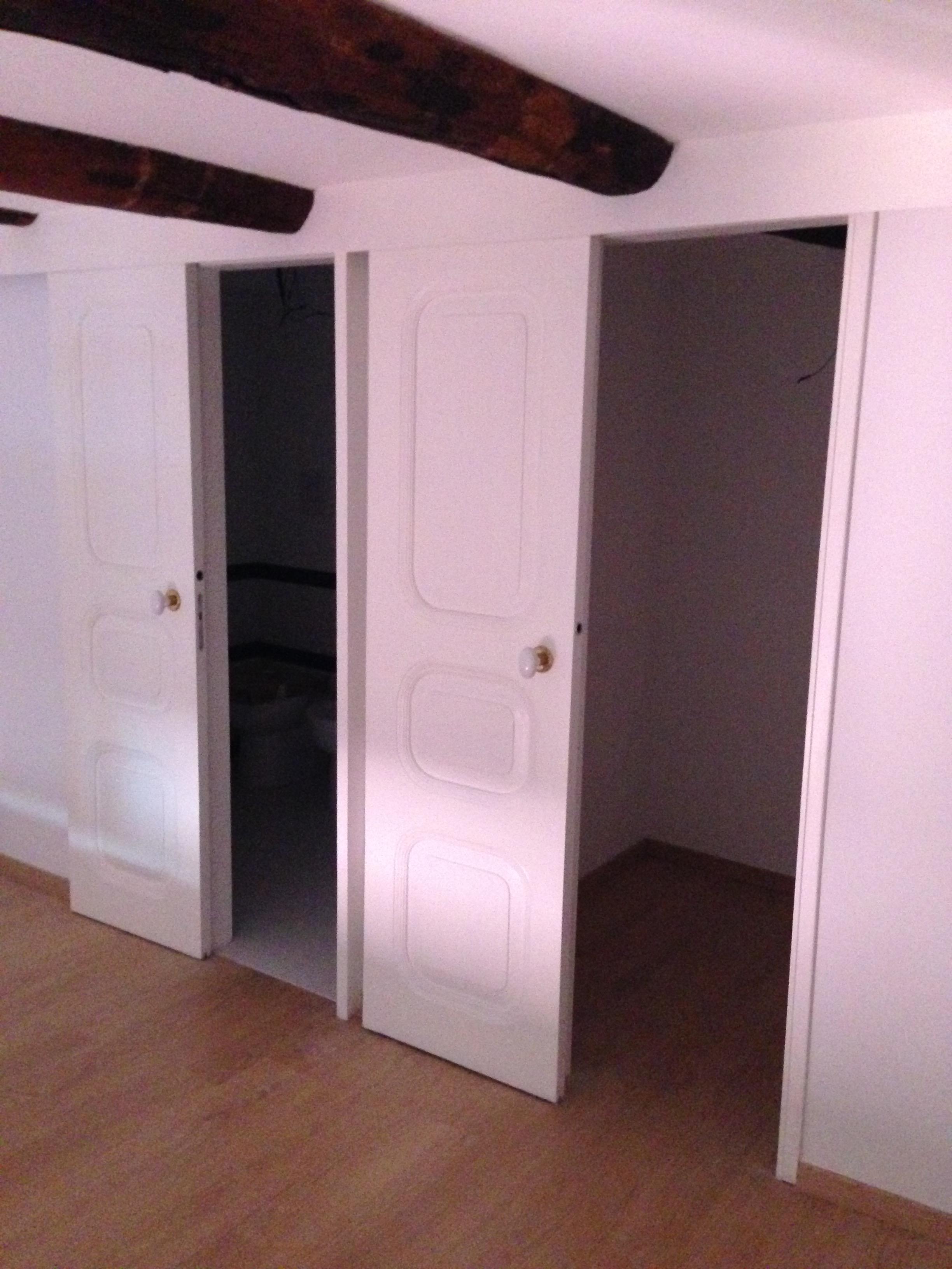 bagno e cabina armadio