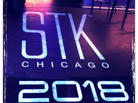 312 Entertainment took over NYE in Chicago