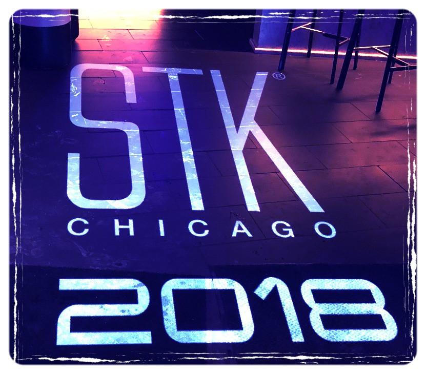 STK Chicago NYE 2018