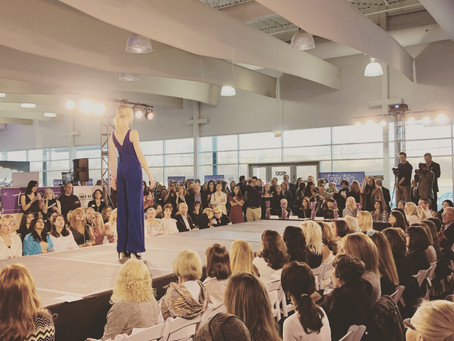 Fashion Show at the Autohaus on Edens!