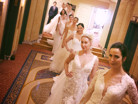 312 Entertainmentwas at the Intercontinental Hotel Chicagoyesterday for a Bridal expo!