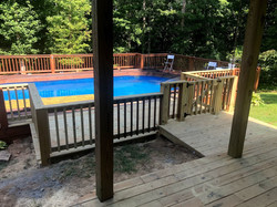 Grantham Builders - Dickson, TN Pool