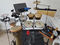 Latin American Percussion