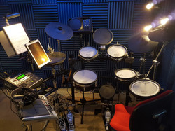 Electonic Drum Tuition