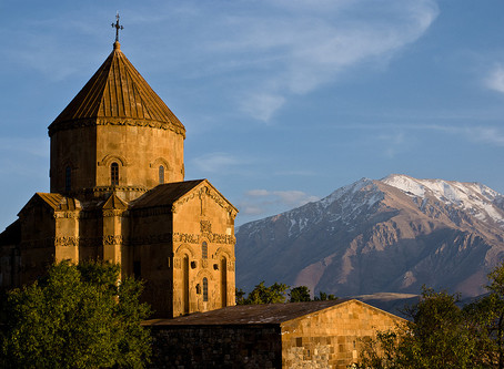 The Armenian Apostolic Orthodox Holy Church Today