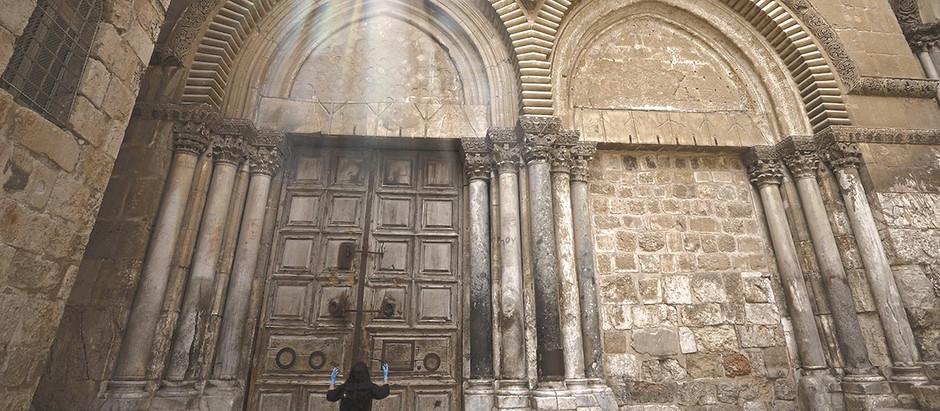 Walking Through The Door of Mercy