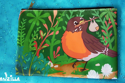Journey of a Robin Accessory Bag