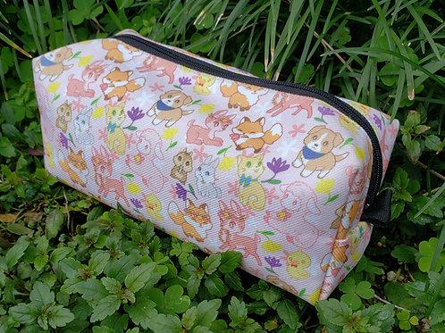 Accessory Bag: Spring Animals