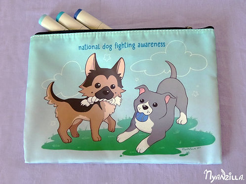National Dog Fight Awareness Accessory Bag