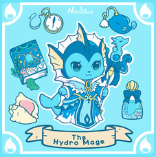 The Hydro Mage