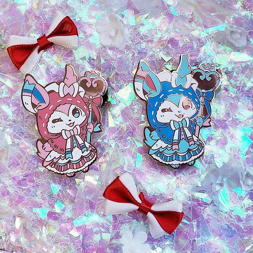 Elementalist: Fairy Enamel Pin