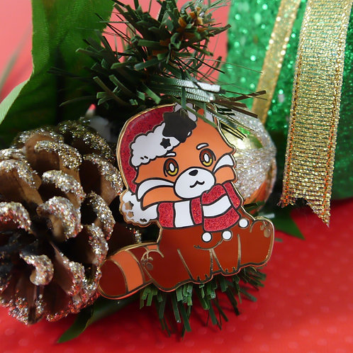 Christmas Collection: Red Panda