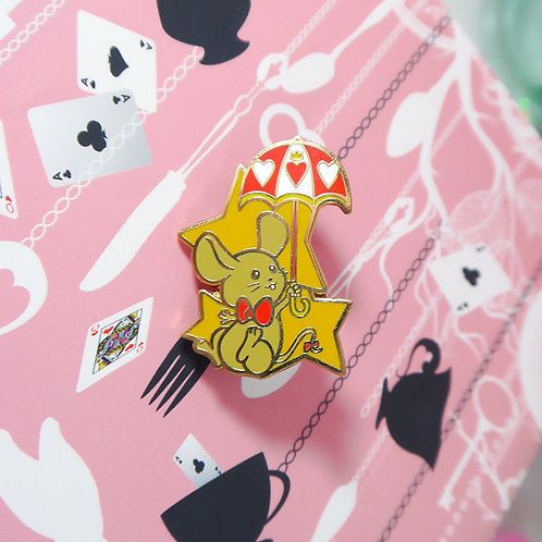 Storybook Collection: Tipp the Dormouse Pin