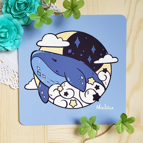 Print: The Sky Whale