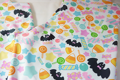 MADE TO ORDER: Candies and Bats Leggings