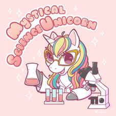 Mystical Science Unicorn
