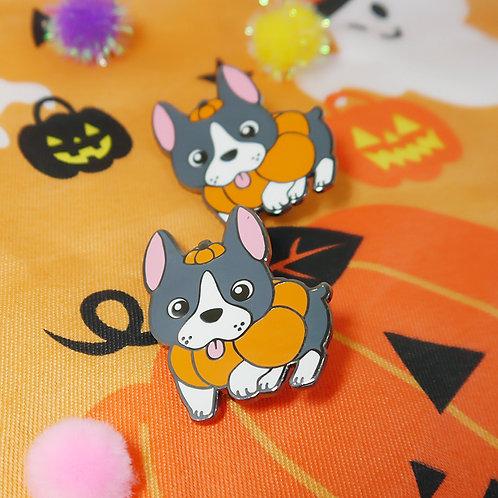 Halloween Collection: Oreo the Boston Terrier