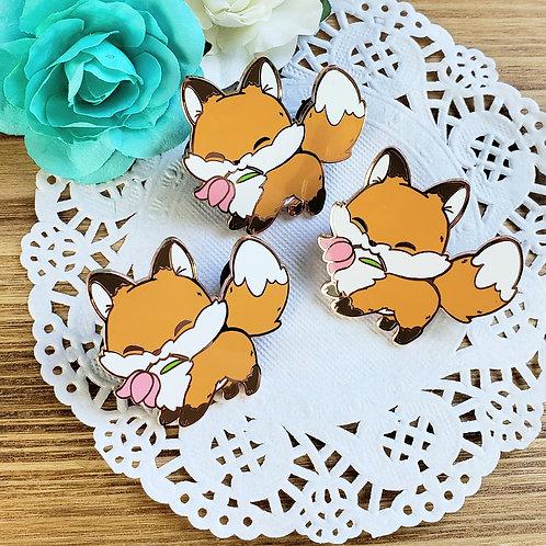 Spring Collection: Tulip Fox