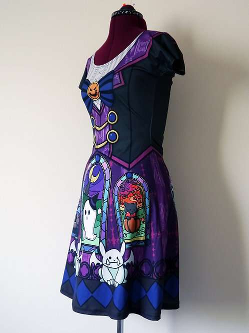 MADE TO ORDER: Halloween Haunted Mansion Dress