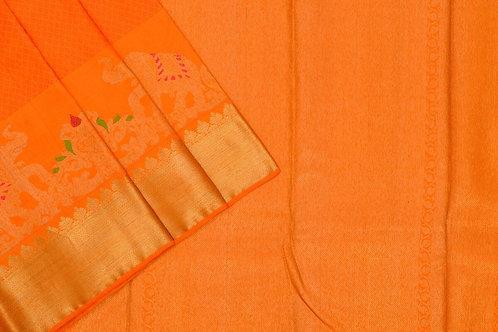 Shreenivas silks Kanjivaram silk saree PSSR011711