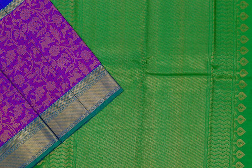 Sita mahalakshmi kanjivaram silk saree PSSM05KC07170604