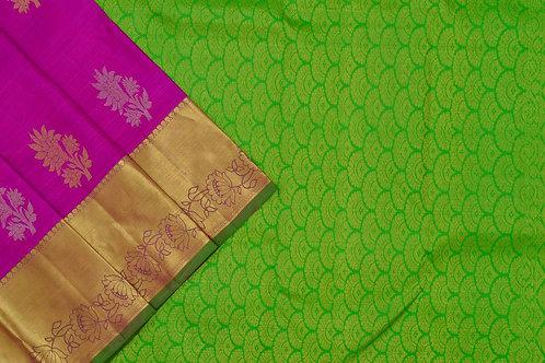Amrith weaves creation soft silk saree PSAC090192