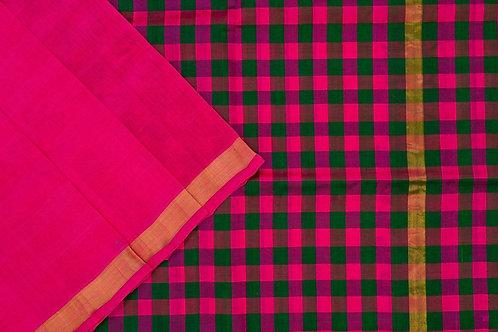 Amrith weaves creation silk Cotton saree PSAC090146