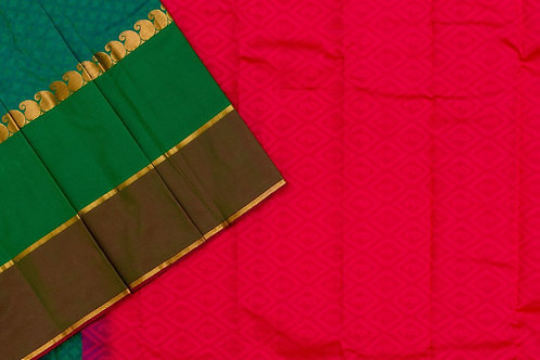 Blended silk saree SS2044