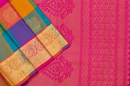 Amrith weaves creation soft silk saree PSAC090065