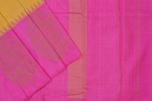 Sita mahalakshmi kanjivaram silk saree PSSM05SMLRJK190832