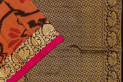 Soft silk saree SS2092