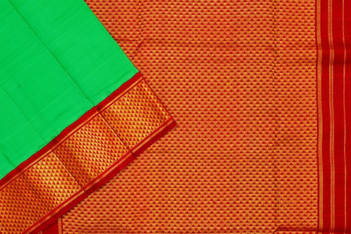Shreenivas silks nine and a half yards silk saree PSSR011849