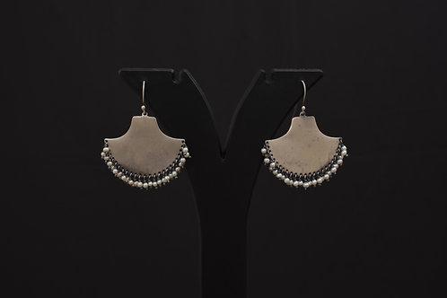 Alankrita Silver Earrings PSAL1016A