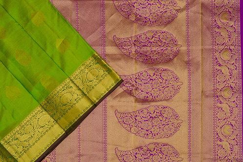 Amrith weaves creation soft silk saree PSAC090189
