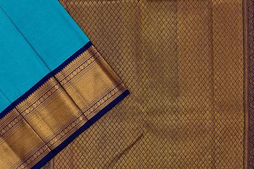 Kanjivaram silk saree SS2163