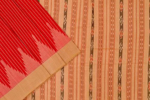 Ira Creations Sambalpuri Cotton Saree PSIC12IRA04