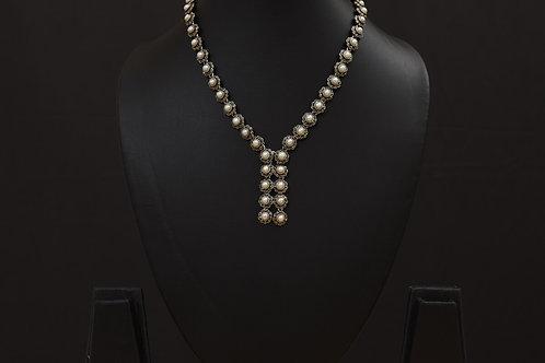 Lasya pearl Neckpeice set PSLA180036