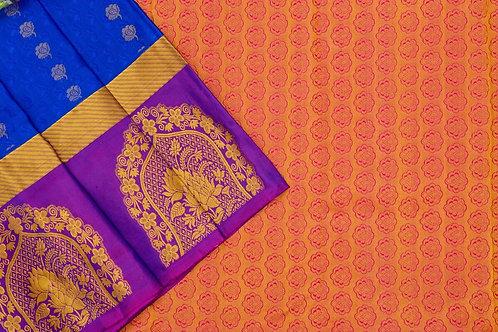 Amrith weaves creation soft silk saree PSAC090096