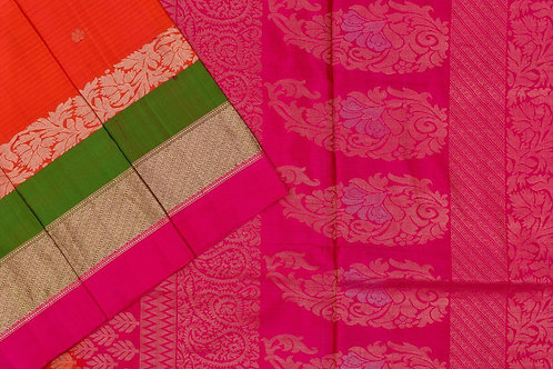 Soft silk saree SS2187