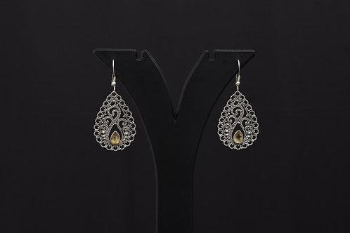 Lasya Silver Earrings PSLA180015