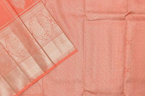 Sita mahalakshmi kanjivaram silk saree PSSM05SMLGAV201108