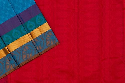 Blended silk saree SS2206