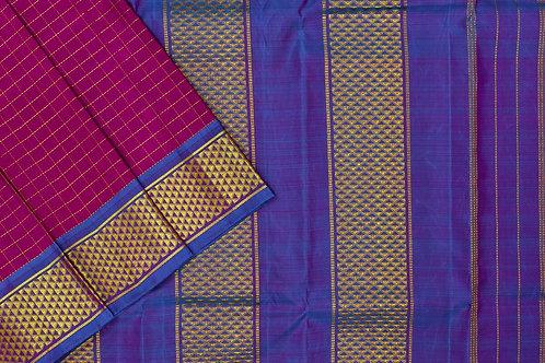 Kanjivaram silk saree SS2166