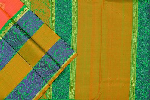 Kanjivaram silk saree SS1666