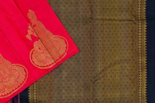 Kanjivaram silk saree SS1995