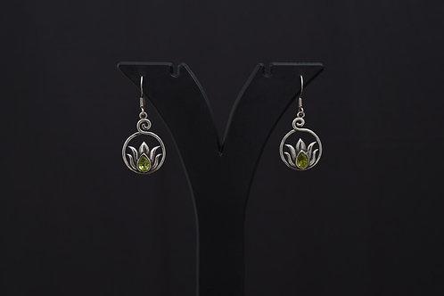 Lasya Silver Earrings PSLA180003