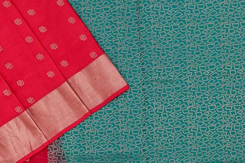 Soft silk saree TL021